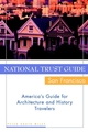 National Trust Guide/San Francisco: America's Guide for Architecture and History Travelers (0471191205) cover image