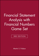 Financial Statement Analysis with Financial Numbers Game Set, 3rd Edition (0471463205) cover image