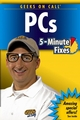 Geeks On Call PC's: 5-Minute Fixes (0471792705) cover image