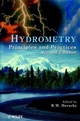 Hydrometry: Principles and Practice, 2nd Edition (0471973505) cover image