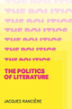 Politics of Literature (0745645305) cover image