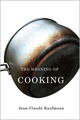 The Meaning of Cooking (0745646905) cover image
