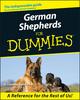 German Shepherds For Dummies (0764552805) cover image