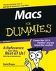 Macs For Dummies, 8th Edition (0764574205) cover image