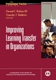 Improving Learning Transfer in Organizations (0787965405) cover image