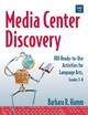 Media Center Discovery: 180 Ready-to-Use Activities for Language Arts, Grades 5-8 (0787969605) cover image