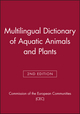 Multilingual Dictionary of Aquatic Animals and Plants, 2nd Edition (0852382405) cover image