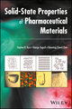 Solid State Properties of Pharmaceutical Materials (1118145305) cover image