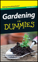 Gardening For Dummies, Pocket Edition (1118315405) cover image