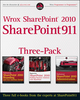 Wrox SharePoint 2010 SharePoint911 Three-Pack (1118381505) cover image
