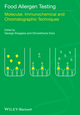 Food Allergen Testing: Molecular, Immunochemical and Chromatographic Techniques (1118519205) cover image