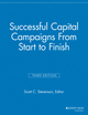 Successful Capital Campaigns: From Start to Finish, 3rd Edition (1118690605) cover image