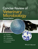 Concise Review of Veterinary Microbiology, 2nd Edition (1118802705) cover image