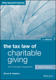 Charitable Giving 2015 Supplement, 4th Edition (1118874005) cover image