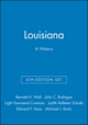 Louisiana: A History, 6e Set (1118941705) cover image