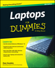 Laptops For Dummies, 6th Edition (1119041805) cover image
