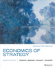 Economics of Strategy, 7th Edition (1119042305) cover image