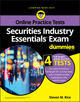 Securities Industry Essentials Exam For Dummies with Online Practice (1119545005) cover image