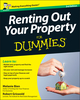 Renting Out Your Property For Dummies, 3rd UK Edition (1119976405) cover image