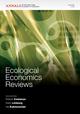 Ecological Economics Reviews, Volume 1219 (1573318205) cover image