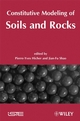Constitutive Modeling of Soils and Rocks (1848210205) cover image