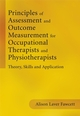 Principles of Assessment and Outcome Measurement for Occupational Therapists and Physiotherapists: Theory, Skills and Application (1861564805) cover image