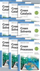 Handbook of Green Chemistry, 9 Volume Set (3527337105) cover image