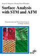 Surface Analysis with STM and AFM: Experimental and Theoretical Aspects of Image Analysis (3527615105) cover image