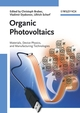 Organic Photovoltaics: Materials, Device Physics, and Manufacturing Technologies (3527623205) cover image
