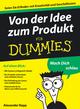 Von der Idee zum Produkt für Dummies (3527658505) cover image