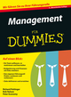 Management für Dummies (3527695605) cover image