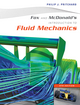 Fox and McDonald's Introduction to Fluid Mechanics, 8th Edition (EHEP001805) cover image