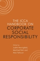 The ICCA Handbook of Corporate Social Responsibility (0470057106) cover image