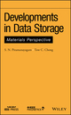 Developments in Data Storage: Materials Perspective (0470501006) cover image