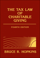 The Tax Law of Charitable Giving, 4th Edition (0470560606) cover image