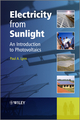Electricity from Sunlight: An Introduction to Photovoltaics (0470745606) cover image