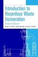 Introduction to Hazardous Waste Incineration, 2nd Edition (0471017906) cover image