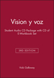 Vision y voz, 3e Student Audio CD Package with CD of E-Workbook Set (0471647306) cover image