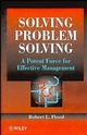 Solving Problem Solving: A Potent Force for Effective Management (0471955906) cover image