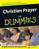 Christian Prayer For Dummies (0764555006) cover image
