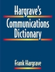Hargrave's Communications Dictionary (0780360206) cover image
