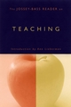 The Jossey-Bass Reader on Teaching (0787962406) cover image