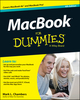 MacBook For Dummies, 4th Edition (1118209206) cover image