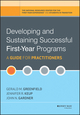 Developing and Sustaining Successful First-Year Programs: A Guide for Practitioners (1118220706) cover image
