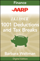 AARP J.K. Lasser's 1001 Deductions and Tax Breaks 2011: Your Complete Guide to Everything Deductible (1118233506) cover image