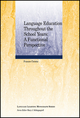 Language Education Throughout the School Years: A Functional Perspective (1118292006) cover image