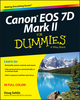 Canon EOS 7D Mark II For Dummies (1118722906) cover image