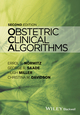 Obstetric Clinical Algorithms, 2nd Edition (1118849906) cover image