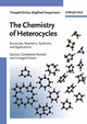 The Chemistry of Heterocycles, 2nd, Completely Revised, and Enlarged Edition (3527307206) cover image