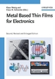 Metal Based Thin Films for Electronics, 2nd, Revised and Enlarged Edition (3527406506) cover image